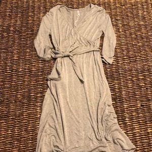 Pinkblush 3/4 sleeve dress